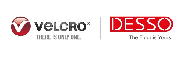 Desso and Velcro Logo