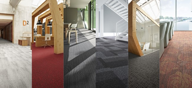 Desso Commercial Carpets